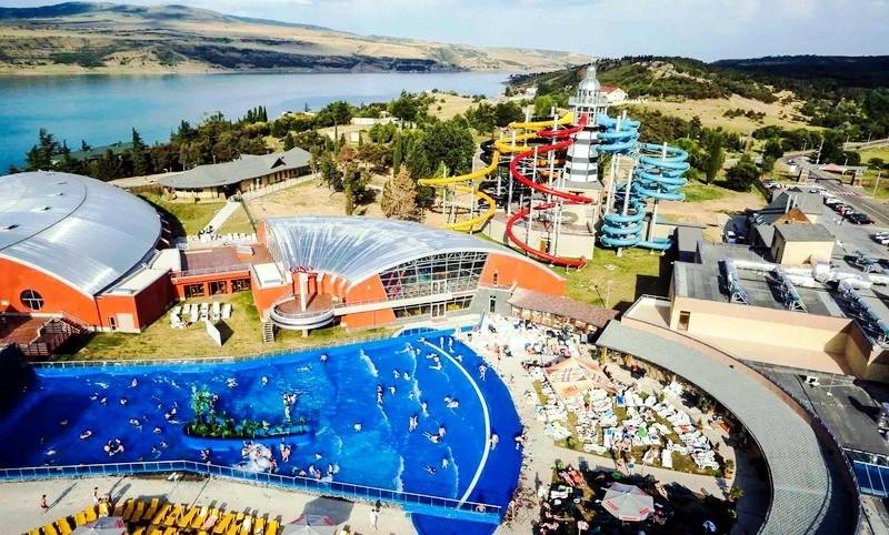 аквапарк «Gino Paradise Tbilisi»