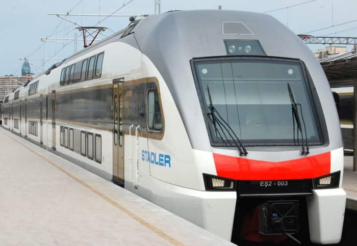 Поезд Тбилиси – Батуми